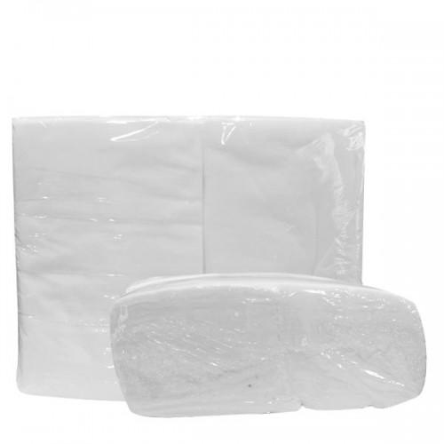 Козметични кърпи за еднократно ползване различни размери 100 броя
