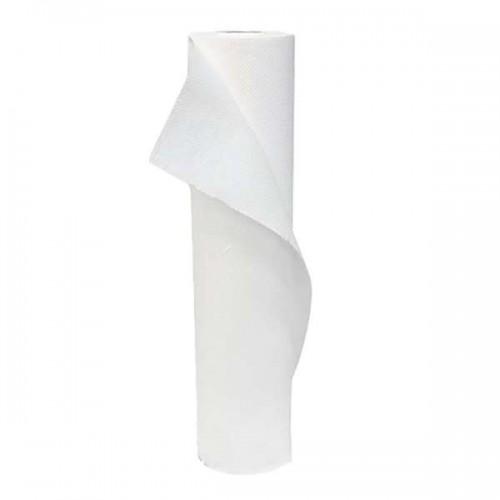 Двупластови бели хартиени чаршафи- 68 см - Модел SA117