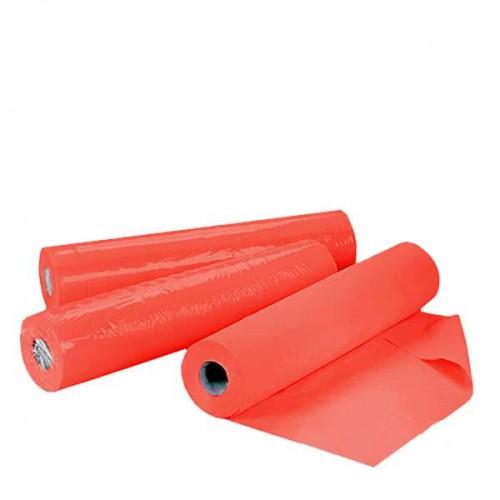 Чаршаф за еднократна употреба на ролка TNT – червен