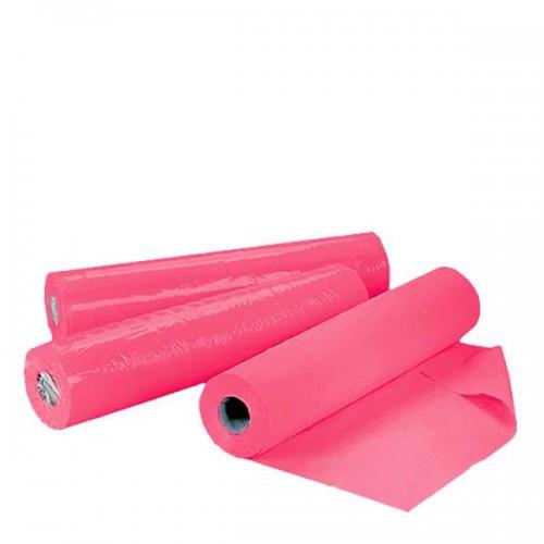 Чаршаф за еднократна употреба на ролка TNT – розов