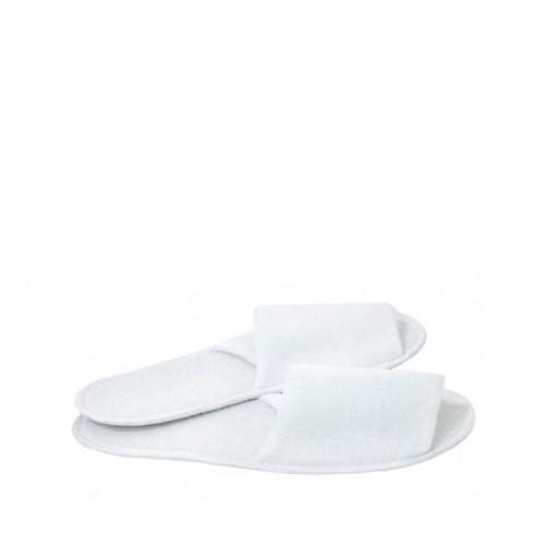 Еднократни чехли с отвор, хавлиени - 1 чифт