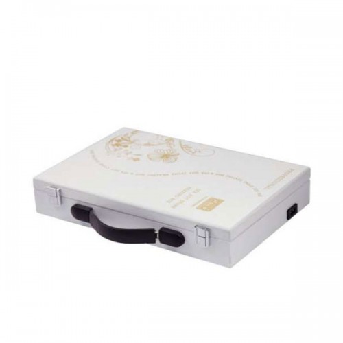Нагревател за вулканични камъни - куфарче, Модел 5506