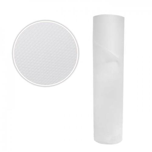 Хартиени чаршафи за еднократна употреба бели - ролка 60 см