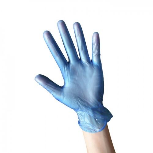 Еднократни ръкавици от нитрилен каучук, опаковка от 100 броя