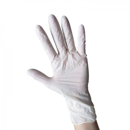 Еднократни ръкавици от латекс Mumu, 100 броя