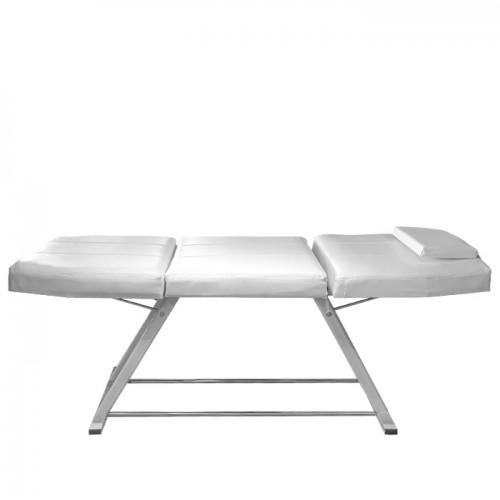 Козметично и масажно легло KL240, бял цвят