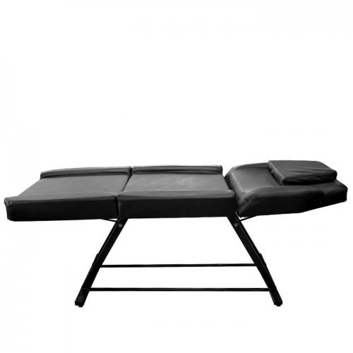 Козметично и масажно легло KL250, черен цвят
