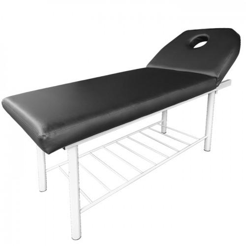 Легло за масаж и козметика KL260, ширина 60 см - Черен цвят