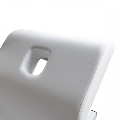 Класическо козметично легло в бяло модел KL270 - ширина 70 см