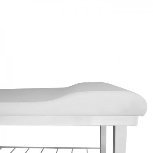 Стационарна терапевтична кушетка - модел KL280 ширина 70 см