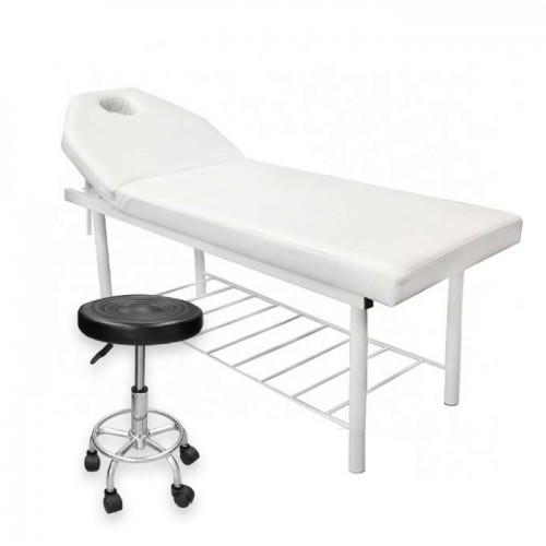 Козметичен сет 2 в 1 - масажно легло KL260 и работна табуретка модел SH31