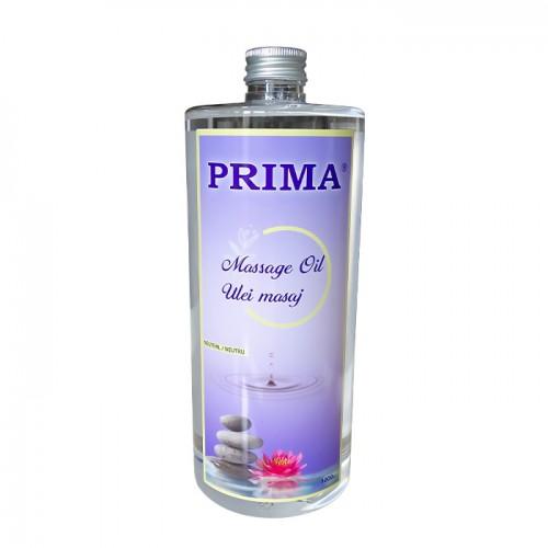 Масажно олио с неутрален аромат