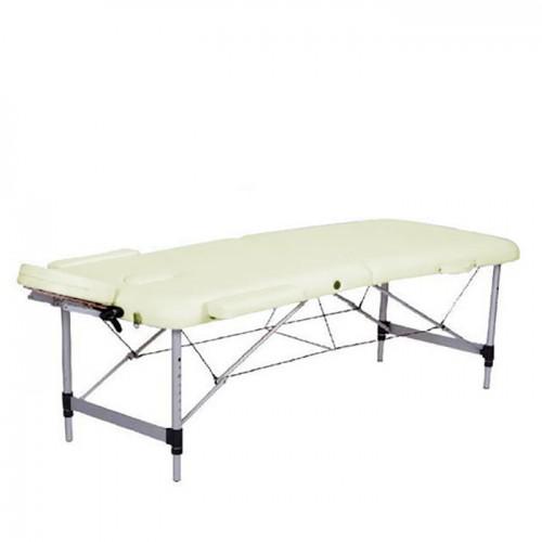Алуминиева масажна кушетка, двусекторна - NO.VA Aero NV22