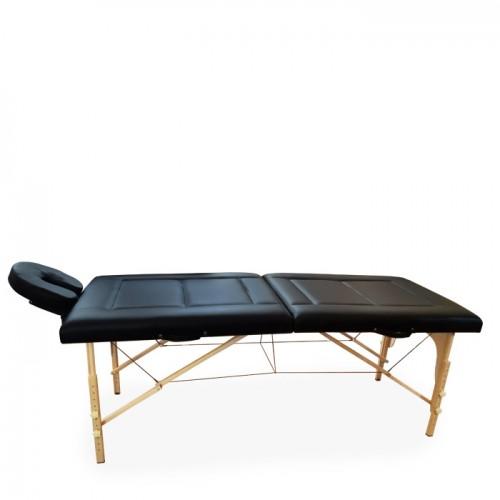 Двусекторна масажна кушетка W204